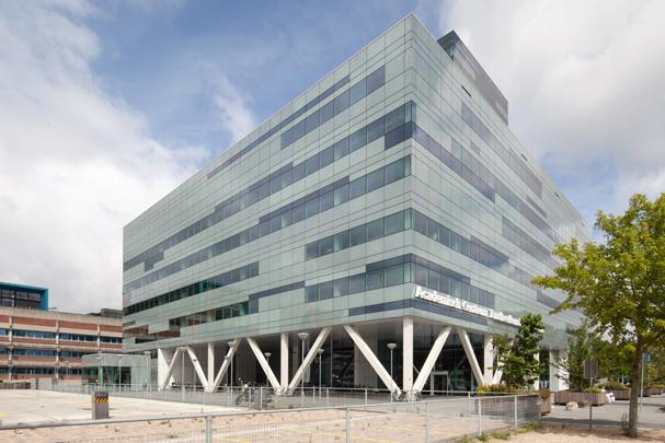 Academisch Centrum voor Tandheelkunde (ACTA) / Academic Centre Dentistry (ACTA) ( Benthem Crouwel )