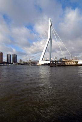 Erasmusbrug / Erasmus Bridge ( Van Berkel & Bos )