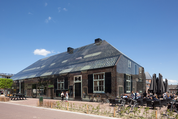 Glazen Boerderij / Glass Farm ( MVRDV )