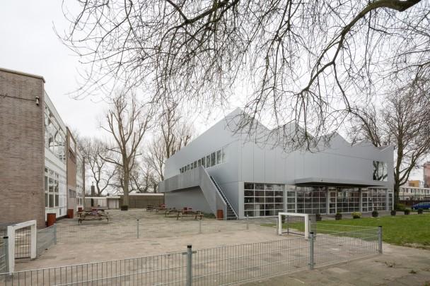 Accent Praktijkschool Hoogvliet / Accent Praktijkschool Hoogvliet ( VMX Architects )