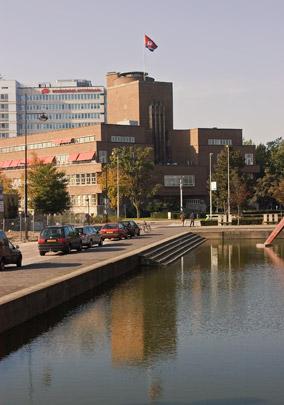 Kantoorgebouw Unilever (Hogeschool) / Office Building Unilever (Hogeschool) ( H.F. Mertens )