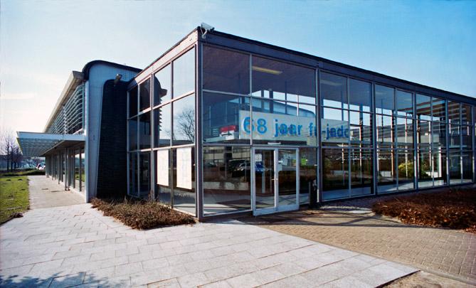 Tomadofabriek / Tomadofactory ( H.A. Maaskant, L. van Herwijnen )