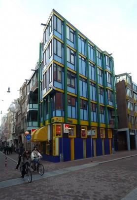 Woningbouw Sint Antoniesbreestraat (Borkent) / Housing Sint Antoniesbreestraat (Borkent) ( H. Borkent )