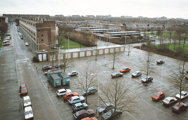 Woningbouw 't Hool / Housing 't Hool ( Van den Broek & Bakema )