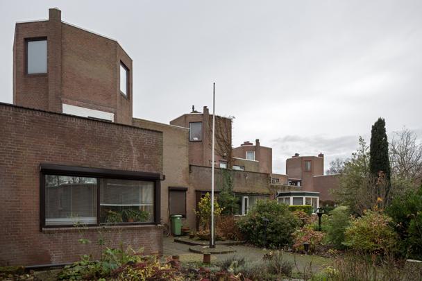 Woningbouw Natendaal / Housing Natendaal ( A. den Hartog )