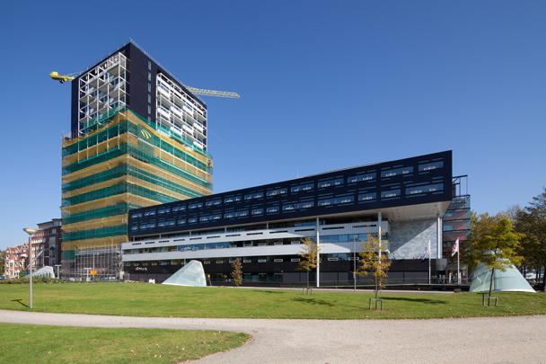 Kantoorgebouw Van Ommeren / Office Building Van Ommeren ( Verhave Luyt De Iongh )