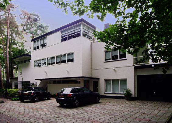 Woonhuis Klep; Woonhuis Nuyens / Two Private Houses ( G.Th. Rietveld )
