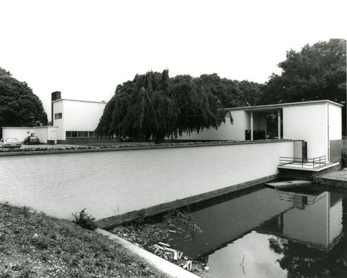 Noorderbegraafplaats Hilversum / Noorder cemetery Hilversum ( W.M. Dudok )
