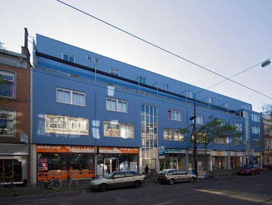 Woningbouw Nieuwe Binnenweg / Housing Nieuwe Binnenweg ( Van Herk & De Kleijn )