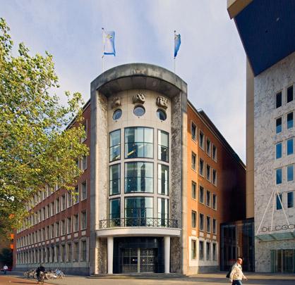Bankgebouw Amsterdamsche Bank/Incassobank Rotterdam / Bank Building Amsterdamsche Bank/Incassobank ( E.H.A. & H.M.J.H. Kraaijvanger )