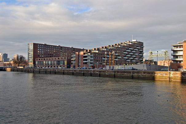 Woongebouwen Landtong / Housing Blocks Landtong ( F.J. van Dongen (de Architekten Cie.) )
