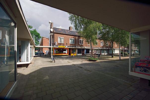 Winkelcentrum Zijpe / Shopping Centre Zijpe ( J.A. Lucas en H.E. Niemeijer )