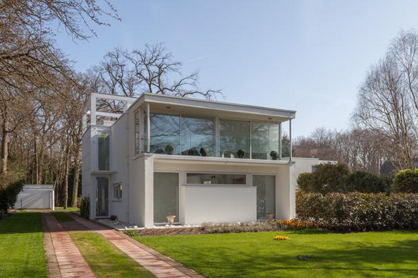 Woonhuis Van Keppel / Private House Van Keppel ( A. Fokke van Duyn )