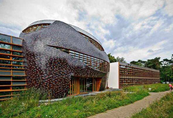 Verbouwing Kantoorgebouw Wereldnatuurfonds / Conversion into WWF Office Building ( Th.M. Rau )