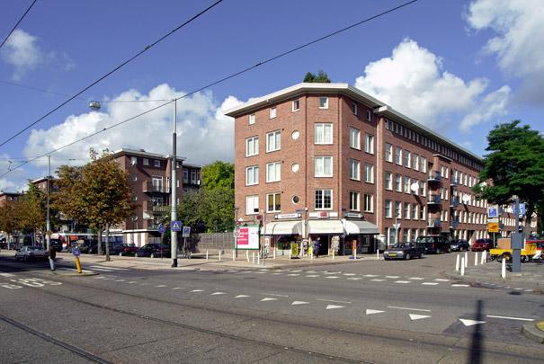 Woningbouw Bos en Lommer / Housing, Urban Design Bos en Lommer ( Dienst Stadsontwikkeling )