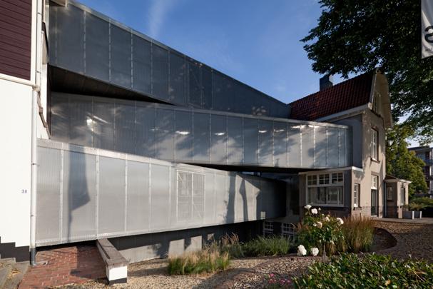 Nationaal Glasmuseum  / National Glass Museum ( Bureau SLA  )