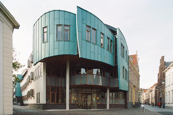 Stadhuis Zutphen / Town Hall Zutphen ( Th.M. Rau )