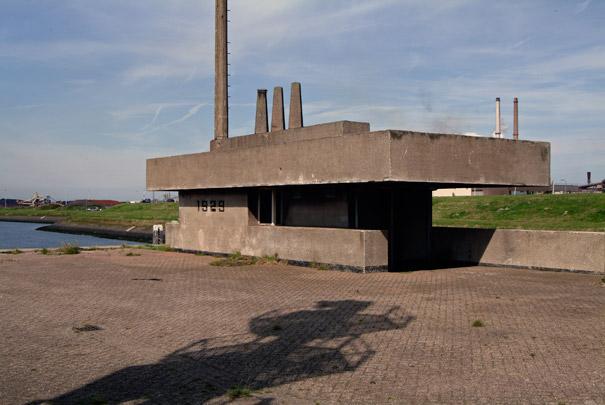 Sluizencomplex Noordersluis / Noordersluis ( J. Emmen )