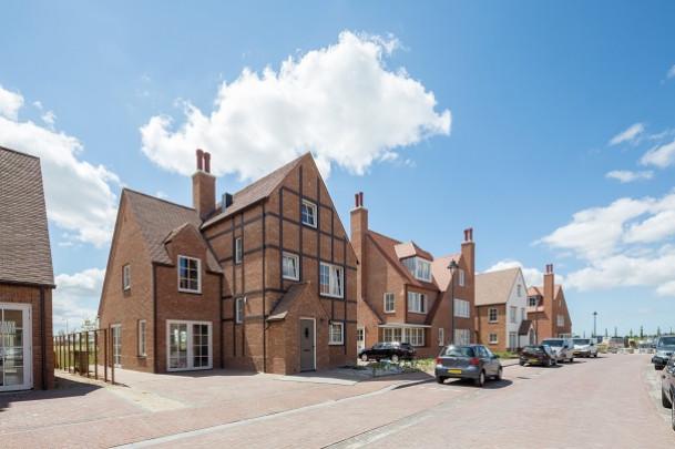 Woningbouw Tudorpark / Housing Tudorpark ( Heren 5 Architecten )