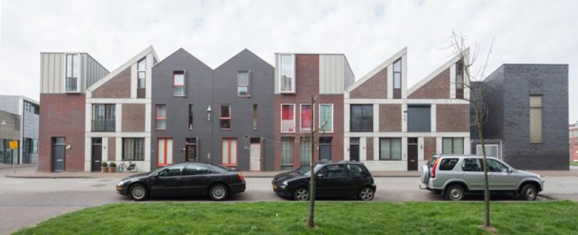 Woningbouw De Hof (Waterrijk) / Housing De Hof (Waterrijk) ( West 8 i.s.m. MADE, VHP, Van Herk De Kleijn Schroeder & De Jong )
