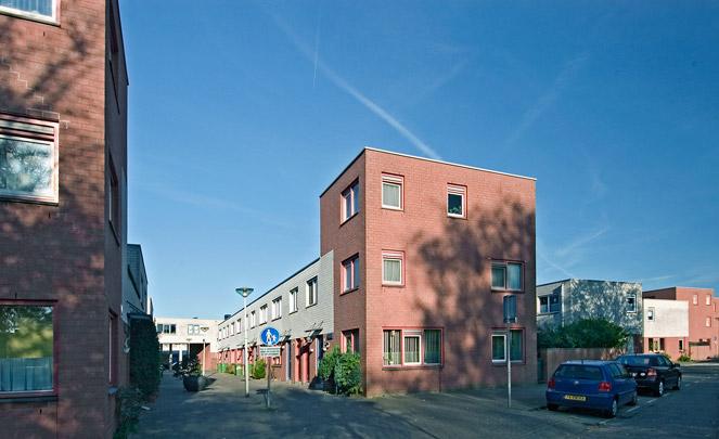 Woningbouw Het Witte Dorp Rotterdam / Housing Het Witte Dorp Rotterdam ( P. de Ley )