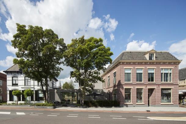 Villa Mondriaan / Villa Mondriaan ( Korteknie Stuhlmacher )