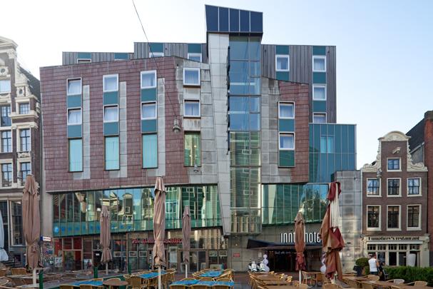 Winkelcentrum De Kolk / Shopping Centre De Kolk ( Van Berkel & Bos )
