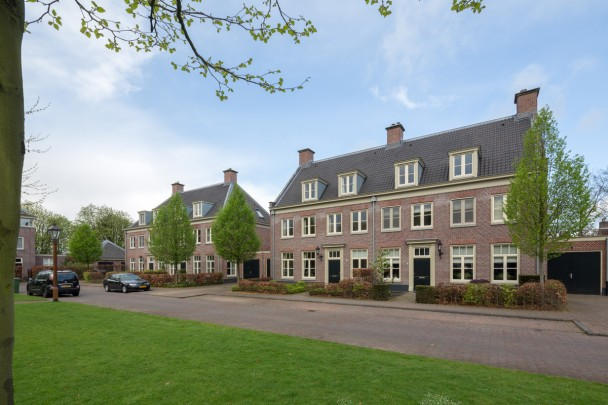 Woningbouw Daniel Marotplein / Housing Daniel Marotplein ( Jhr. D.L. Six )