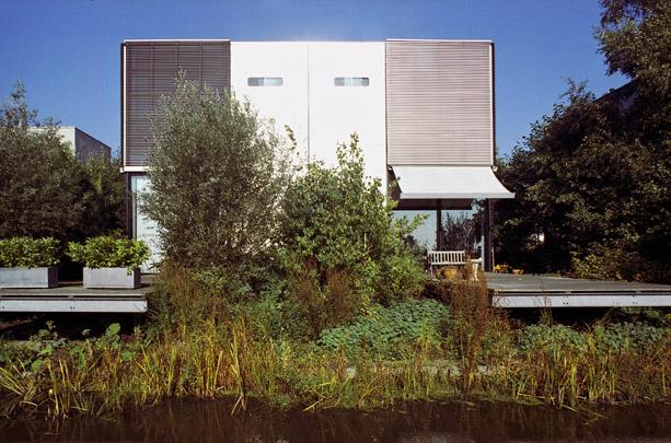 Dubbel woonhuis Twee (z)onder een Dak (cepezed) / Double Private House Delft (cepezed) ( cepezed )
