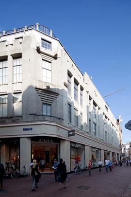 Winkelgebouw Gerzon / Department Store Gerzon ( A. Moen )