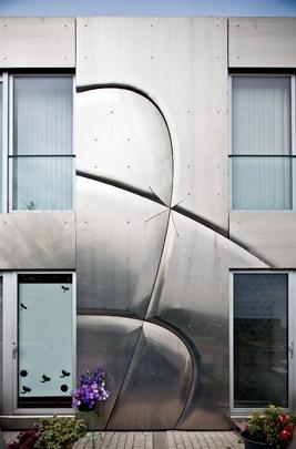 Woningbouw F-side / Housing F-side ( ONL (Oosterhuis_Lénárd) )