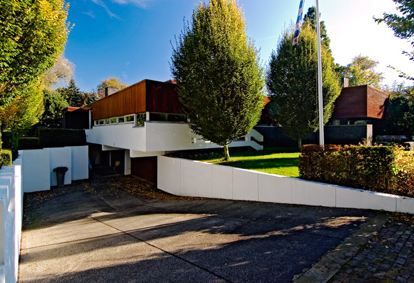 Woonhuis Van Buchem / Private House Van Buchem ( Van den Broek & Bakema )