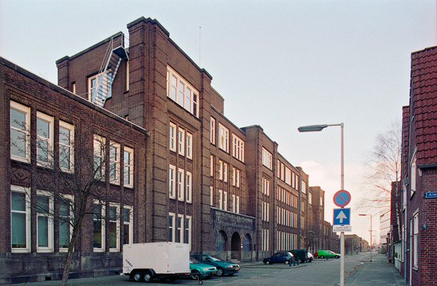 Kantoorgebouw RDM / Office Building RDM ( H.A.J. Baanders )