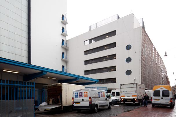 Warenhuis De Bijenkorf Amsterdam (Uitbreiding) / Department Store De Bijenkorf Amsterdam (Extension) ( D. Brouwer )
