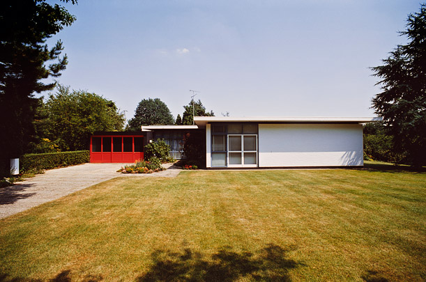 Woonhuis Stoop / Private House Stoop ( G.Th. Rietveld )