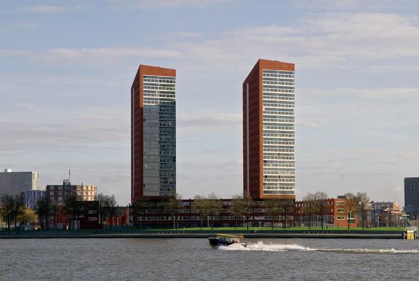 Woningbouw 2e Katendrechtsehaven (DKV) / Housing 2e Katendrechtsehaven (DKV) ( Dobbelaar De Kovel De Vroom (DKV) )