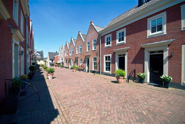 Woningbouw Nieuw-Vreeswijk / Housing Nieuw-Vreeswijk ( Scala architecten )