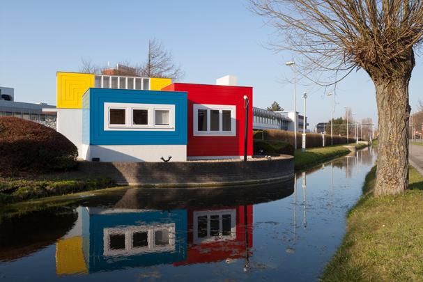 Directiekeet Oud-Mathenesse (Reconstructie) / Works Office Building Oud-Mathenesse (Reconstruction) ( J.J.P. Oud )