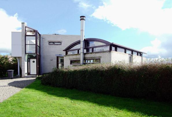 Woonhuis Cramer / Private House Cramer ( K.J. van Velsen )
