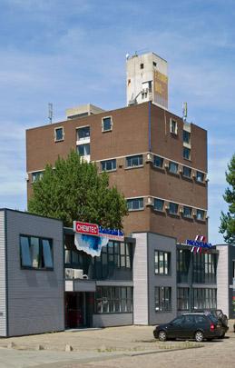 Magazijnpand H.H. de Klerk / Furniture Depot H.H. de Klerk ( J. Hoogstad )