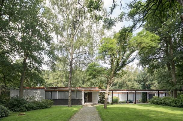 Woonhuis Bosschaert / Private House Bosschaert ( G.Th. Rietveld )