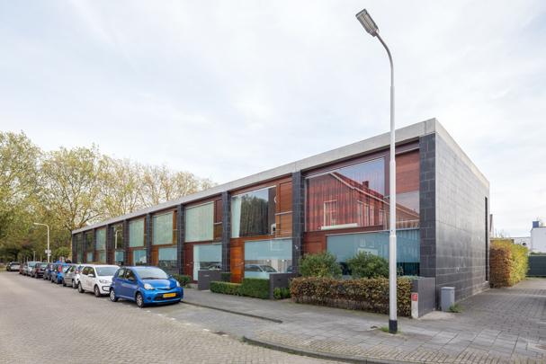 Woningbouw Geefhuishof / Housing Geefhuishof ( E.L.J.M. van Egeraat )
