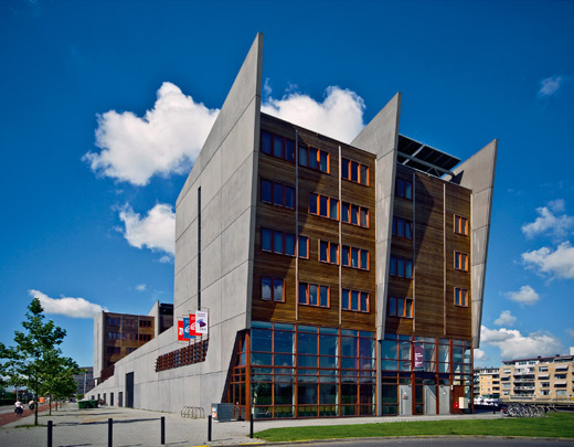 Stadskantoor Middelburg / Municipal Office Middelburg ( Th.M. Rau )