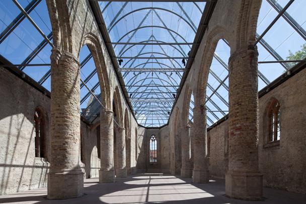 Restauratie ruïne Broerekerk    / Broerekerk    ( Jelle de Jong architekten )