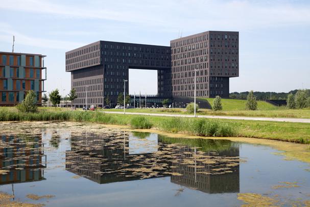 Kantoorgebouw KPN Utrecht / Office Building KPN Utrecht ( Veenendaal Bocanet & Partners )