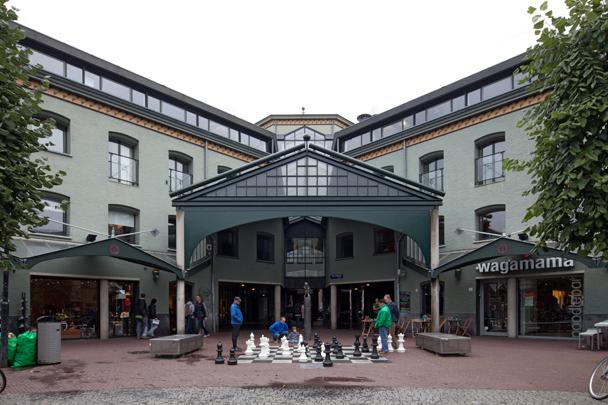 Verbouwing Huis van Bewaring / Former House of Detention ( P. Zaanen )