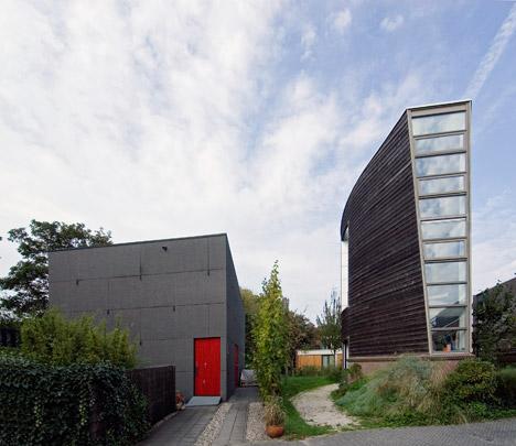 Woonhuis Kavel 5f / Private House Kavel 5f ( J. Huijsinga )