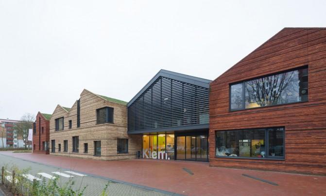 Schoolgebouw Kiem / Special Care School Kiem ( Mecanoo )