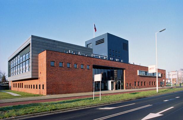 Hoofdkantoor Volkswoningen / Headquarters Volkswoningen ( Dobbelaar De Kovel De Vroom (DKV) )