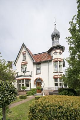 Woonhuis Schagen (Art Nouveau) / Private House Schagen (Art Nouveau) ( J.R. Vlaming )
